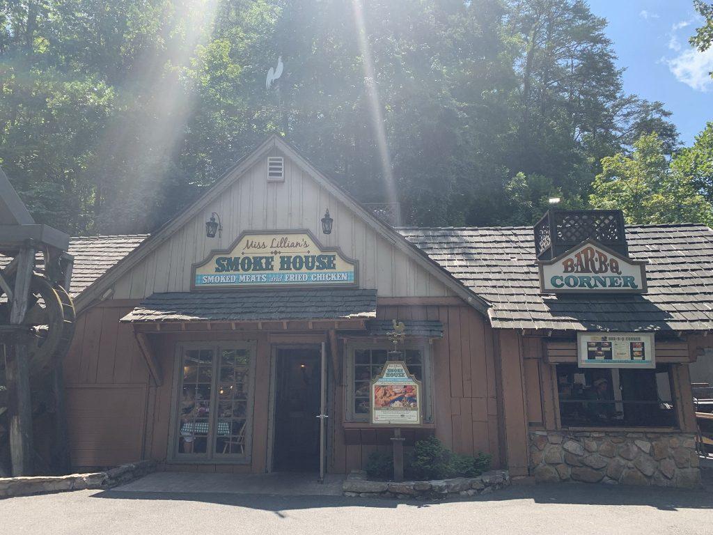 Lillian's Smoke House Dollywood