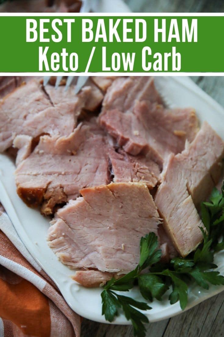 Baked Keto Ham Recipe With A Sugar Free Glaze Kasey Trenum,Creamy Pesto Sauce Recipe