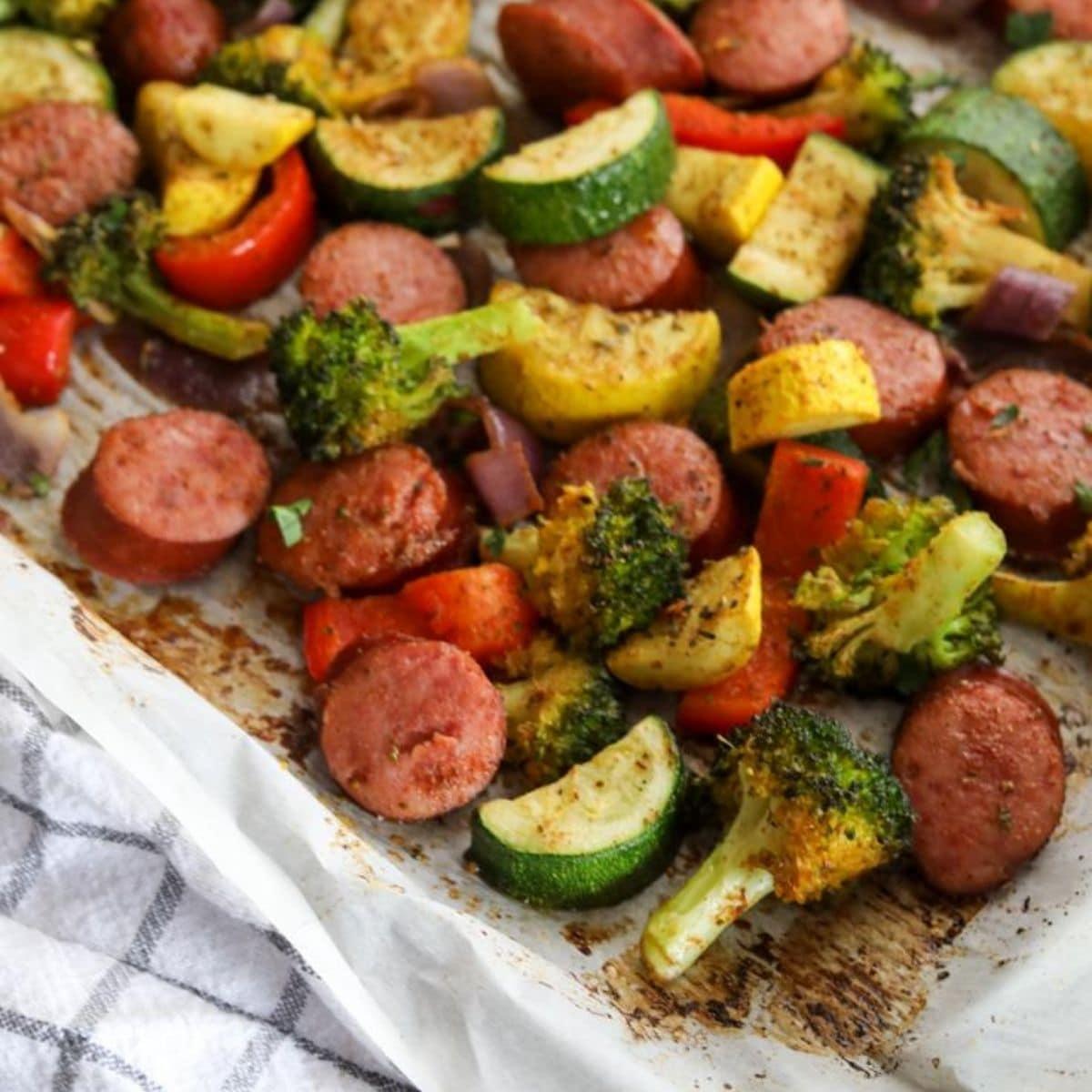 sausage on a keto diet