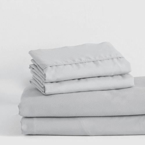 Folded White Sheets