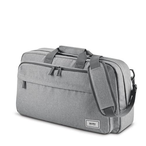SOLO New York gray duffle bag