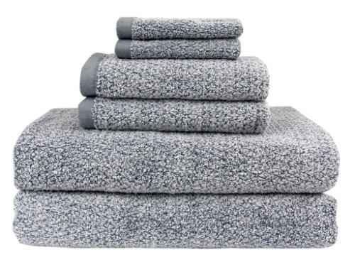 Diamond Jacquard Collection, with a 6 piece towel set